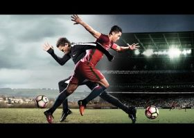 Nike Football Presents - The Switch a Spark Brilliance Production